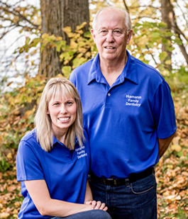 Drs. Mike and Brooke Hamaan